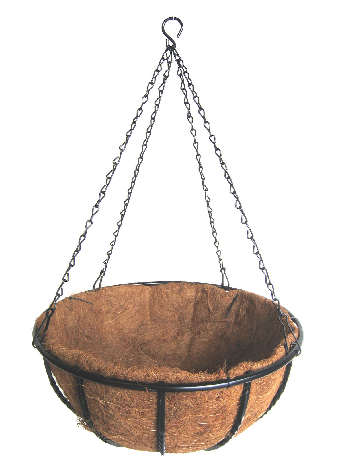 Forged Hanging Baskets Wall Troughs Wrought Iron Hanging